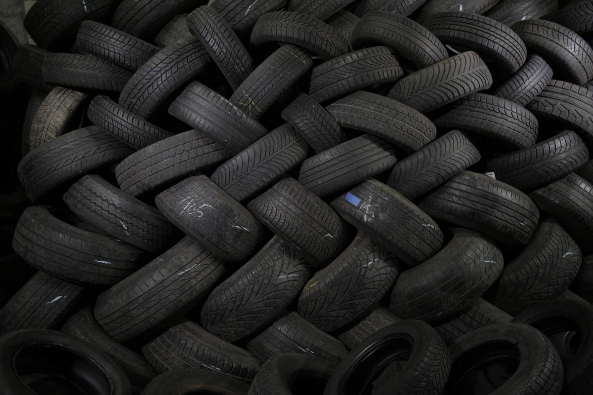 used tyres for africa