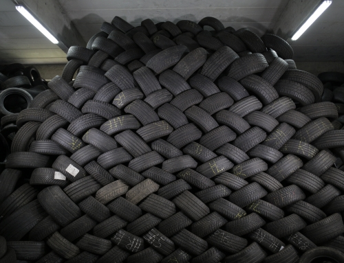1.400 used tyres | 5mm – 8mm | In Pairs!