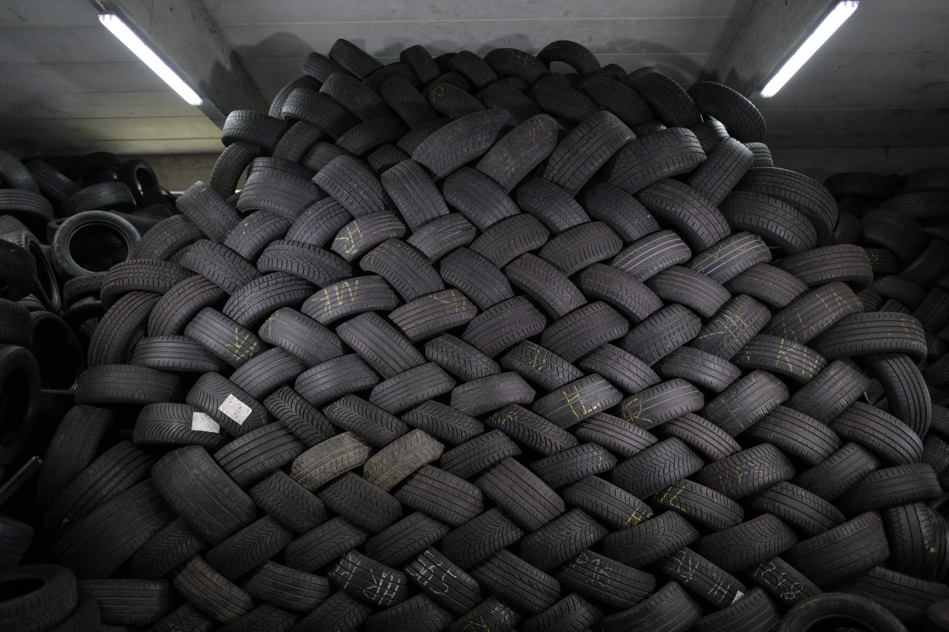 high profile used tyres